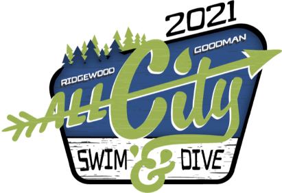 All-City Championship Dive 2021 Logo